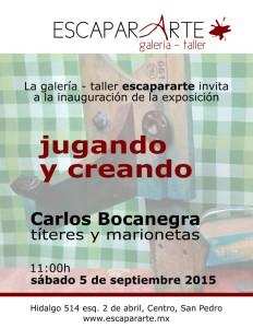INVITACION Carlos Bocanegra