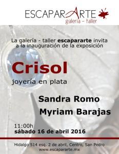 INVITACION Crisol