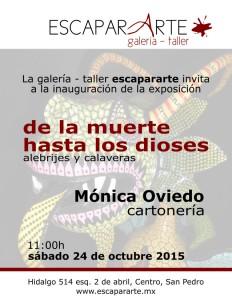 INVITACION Mónica Oviedo