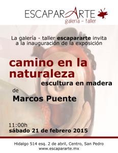 INVITACION Marcos Puente